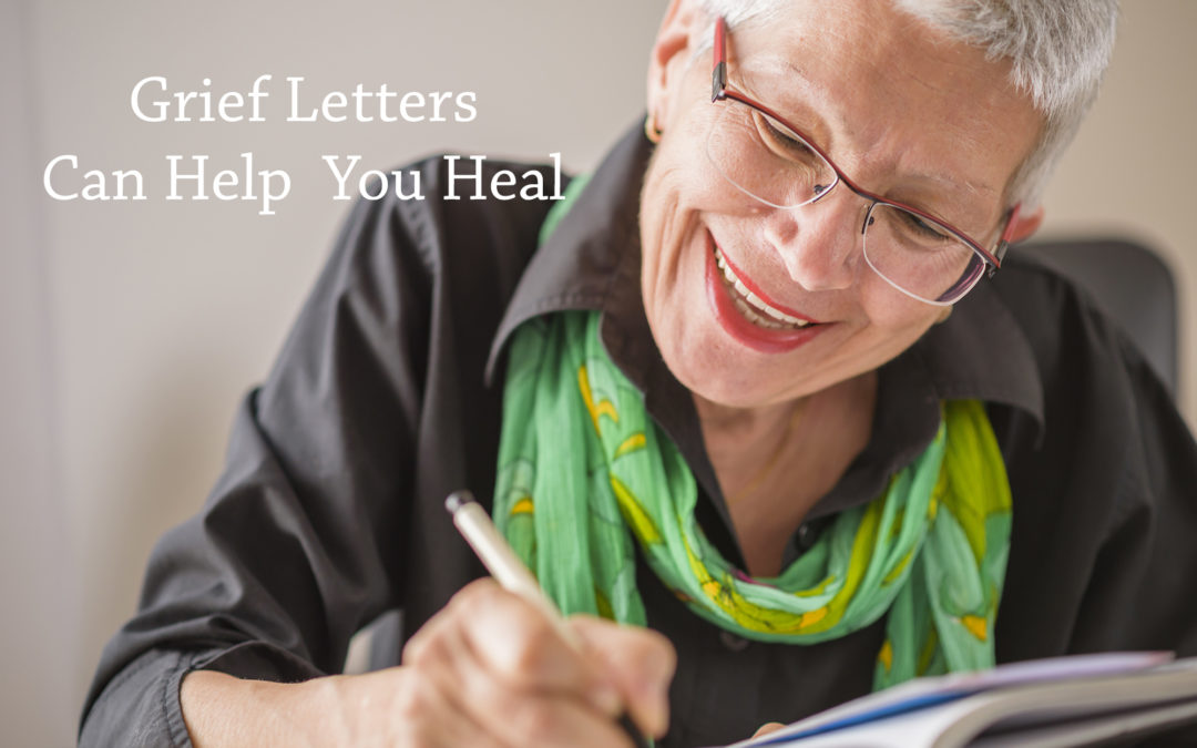 A Grief Letter Can Help You Heal